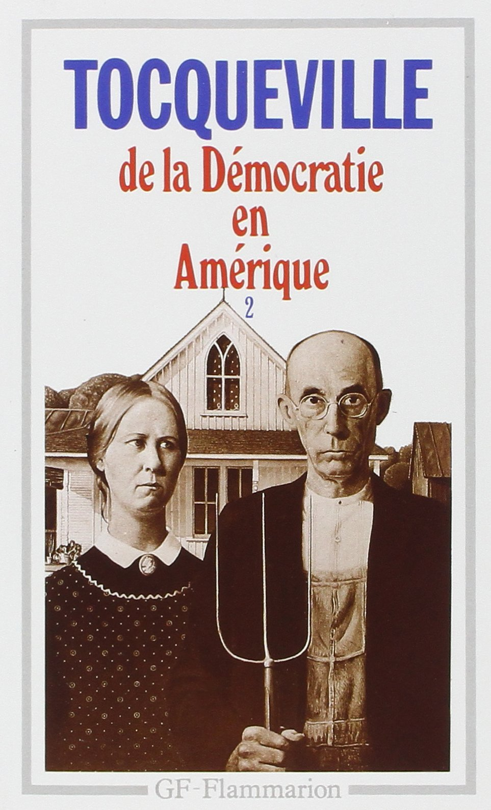 Resultado de imagen para de la démocratie en amérique