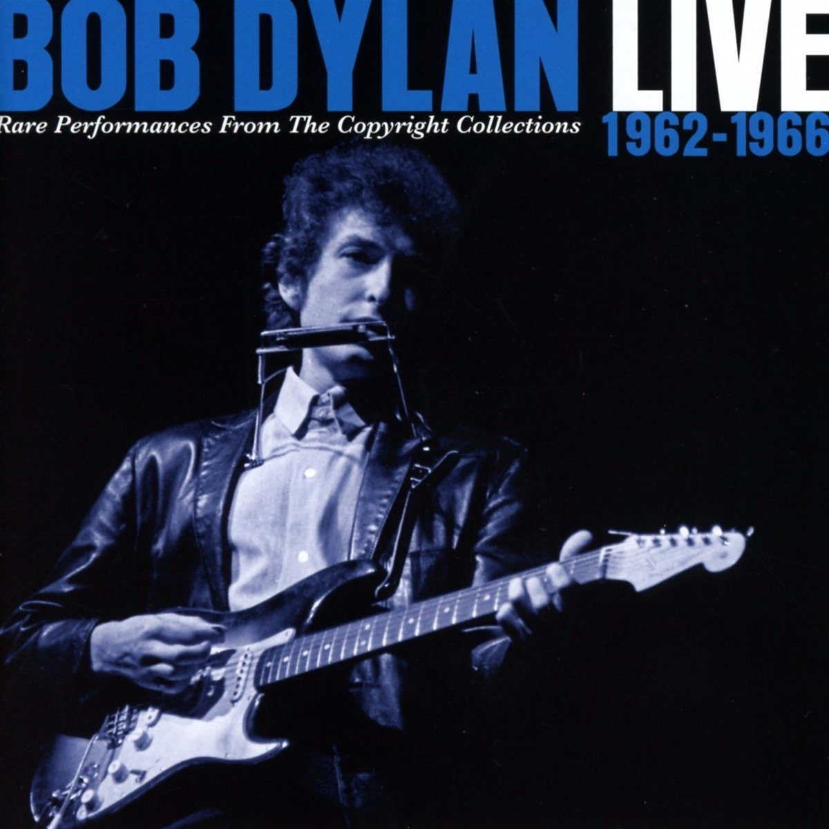 CD : Bob Dylan - Live 1962-1966 Rare Performance From The Copyright Collections (2PC)
