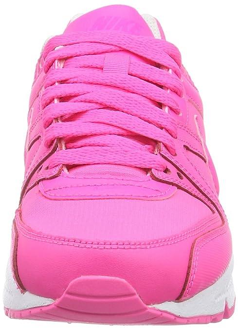 Nike Air Max Command (Grade-School), Mädchen Sneakers, Pink (Pink pow pink  pow-white-Pink Power), 36.5 EU  Amazon.de  Schuhe   Handtaschen 0ca38c33ad