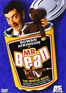 Amazon mr beans holiday hd dvddvd combo rowan atkinson mr bean the whole bean complete set solutioingenieria