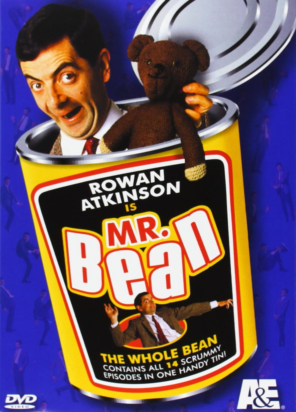 Mr. Bean - The Whole Bean (Complete Set) by A&E