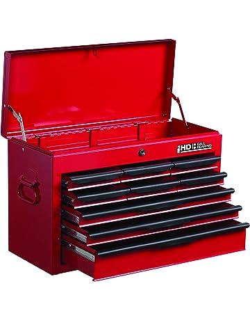 Cassettiere Metalliche Per Officina Prezzi.Cassettiere Organizzatori Di Utensili Fai Da Te Amazon It