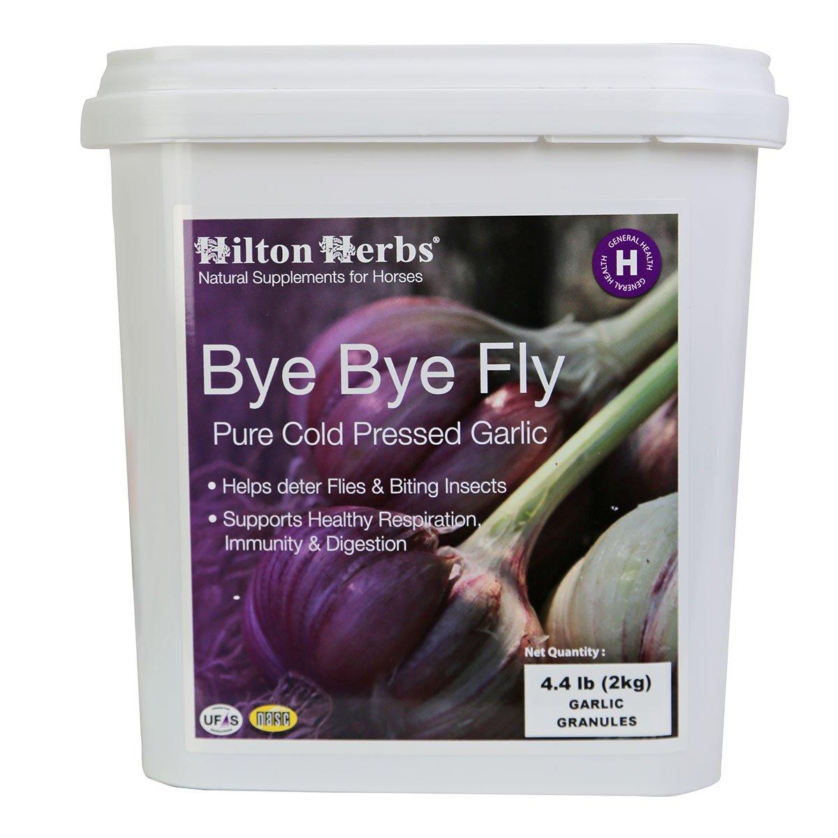 Hilton Herbs Bye Bye Fly Garlic Granules 4.4 lbs by Hilton Herbs