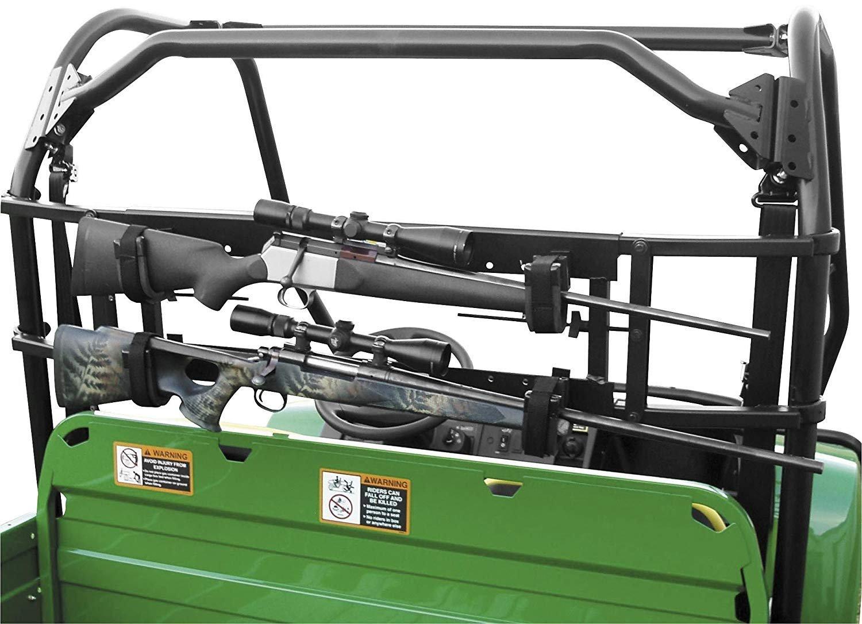 Great Day Power-Ride Gun Rack - 50''-64'' rollbar width by Great Day