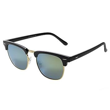 Gafas de Sol Polarizadas Forepin® para Mujer y Hombre (Oro ...