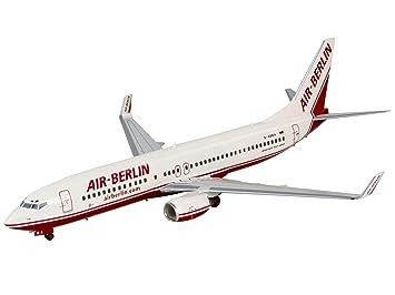 Revell 4202 - Maqueta de avión Boeing 737-800 Air Berlin ...