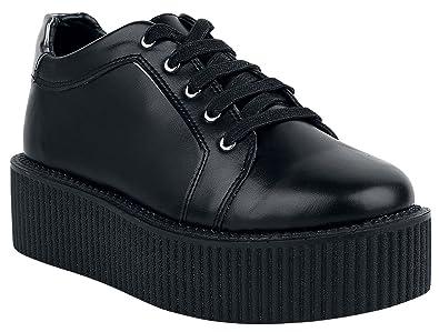 Industrial Punk Creeper Sneaker Schwarz EU36 6yvUTmH