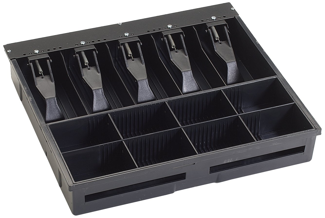 MMF Industries Val-U Line Cash Tray, Black (225150404A) by MMF Industries