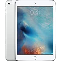 iPad mini 4 (Wi-Fi + Cellular, 128GB) - Argento (Modello Precedente)