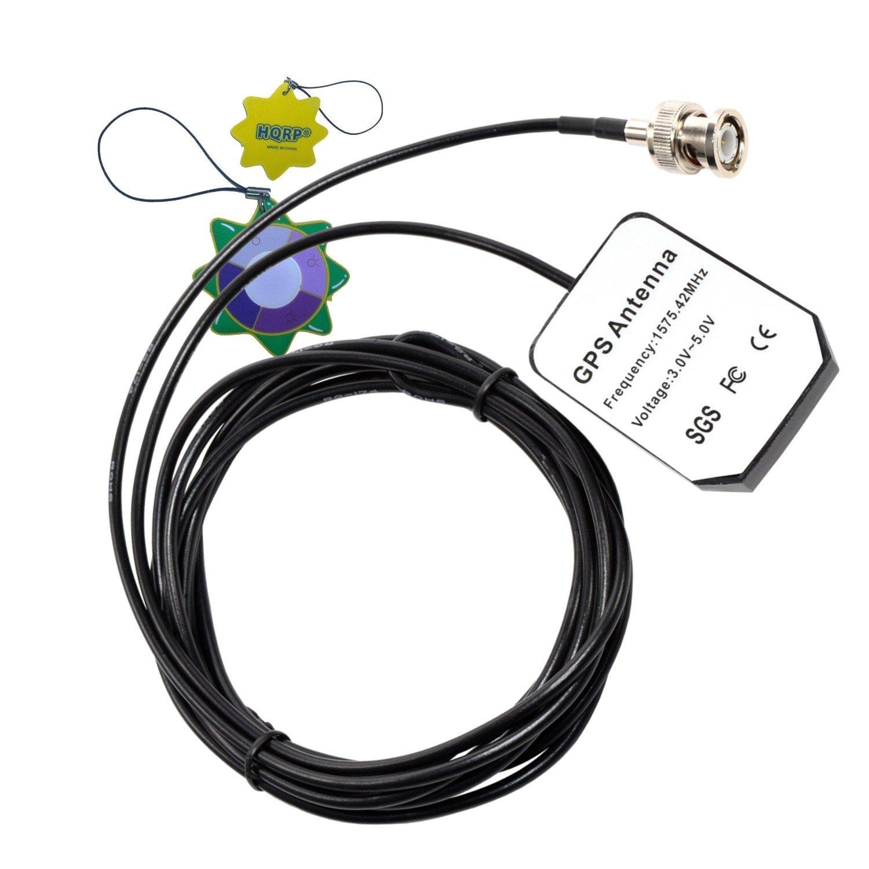 HQRP antena externa GPS para Garmin GPS 45 / 45XL / 48 / 50 / 65 ...