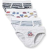 Chicco Conjunto de Ropa Interior para bebés y niños pequeños (Pack de 4)
