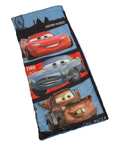 Character World - Saco de dormir, diseño de Cars 2