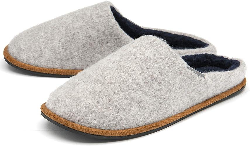 Mens Dunlop Mule Slipper Size 8 to 13