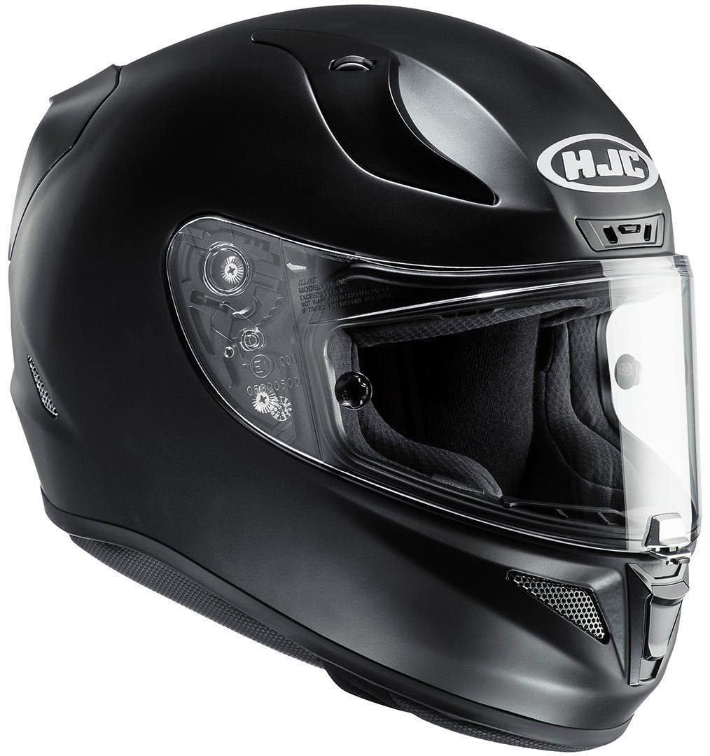 Amazon.es: Casco de moto RPHA 11 Riberte MC-5SF de HJC, negro/blanco, talla XS