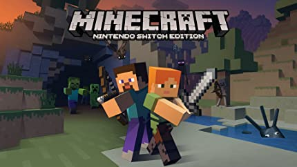 Amazoncom Minecraft Nintendo Switch Edition Nintendo Switch - Minecraft frei spielen