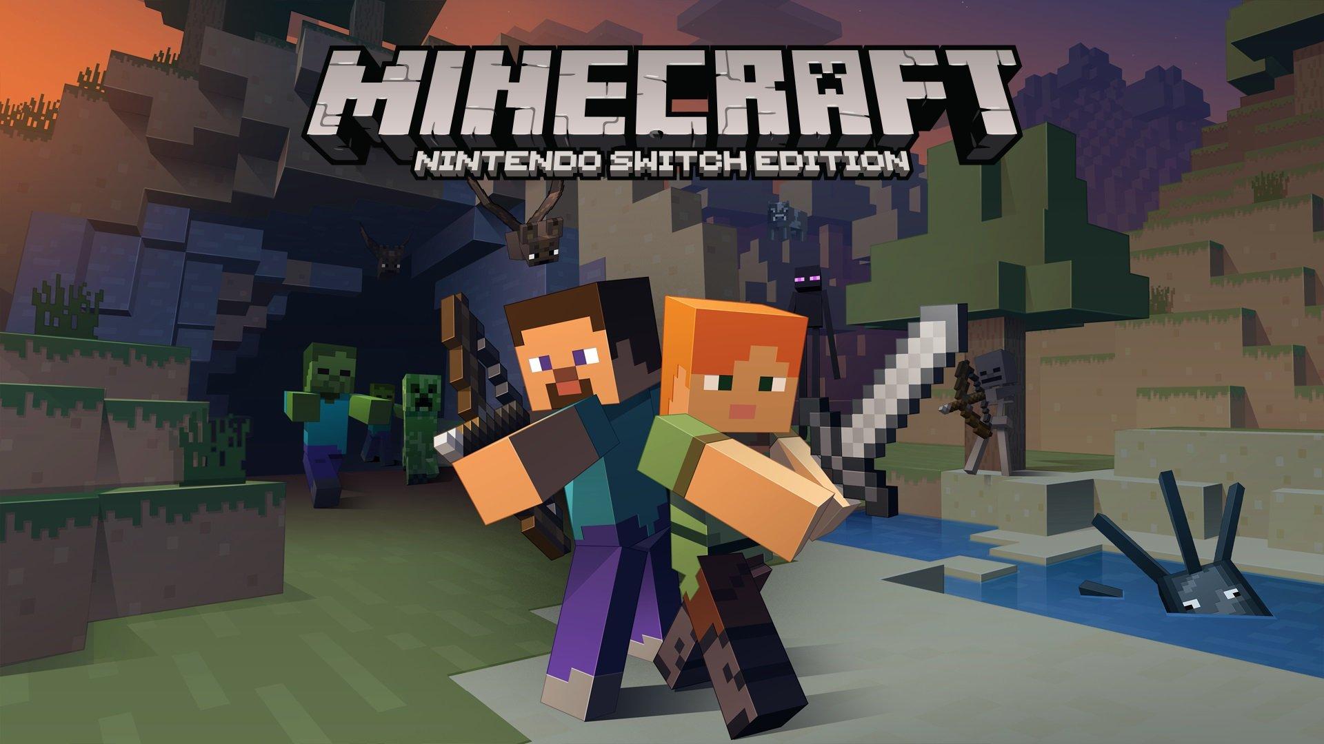 Minecraft: Nintendo Switch Edition - Nintendo Switch [Digital Code]