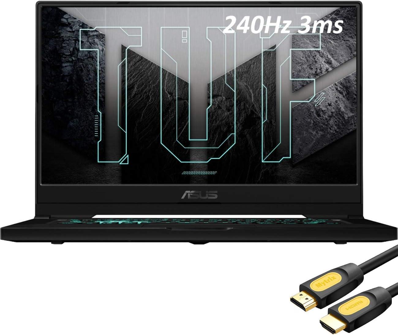 2021 ASUS_ TUF 3070 Gaming Laptop, 240Hz 3ms FHD 15.6