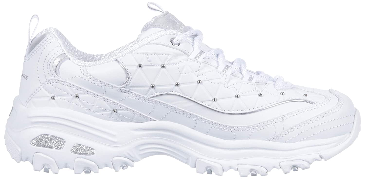 Skechers-D-039-Lites-Women-039-s-Casual-Lightweight-Fashion-Sneakers-Athletic-Shoes thumbnail 76