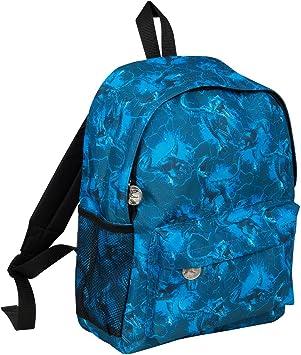 Jurassic World School Bag Dinosaur Gifts for Boys Girls Teens Indominus Rex Rucksack Backpack with Sequin Design for School Travel Jurassic Park Kids Backpack with Camouflage Print