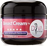 Bust Cream by DIVA Fit & Sexy - Get the Bust and Figure You Have Always Wanted - 100% Satisfaction Guaranteed!