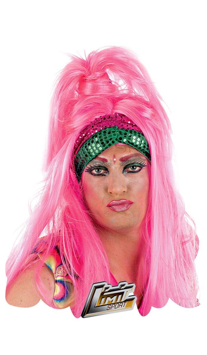 Limit Sport - Peluca de drag queen Pirri, talla única (CM440): Amazon.es: Juguetes y juegos