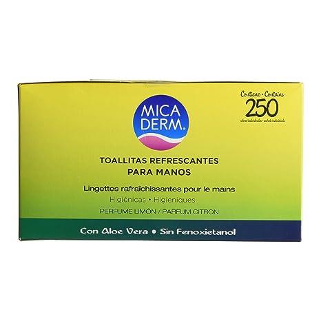Micaderm - Toallitas Refrescantes Para Manos