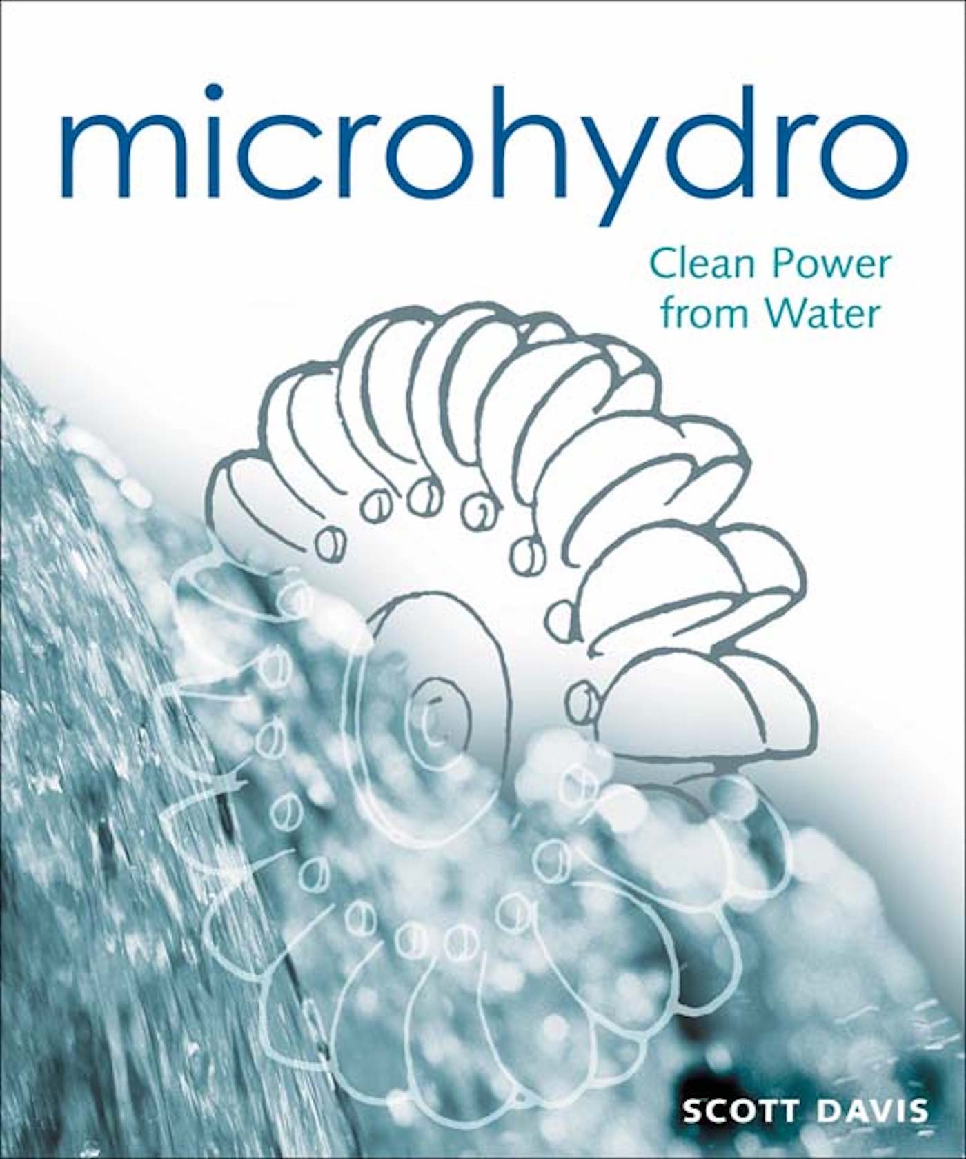 Microhydro: Clean Power From Water (wise Living): Scott Davis, Corrie  Laschuk: 9780865714847: Amazon: Books