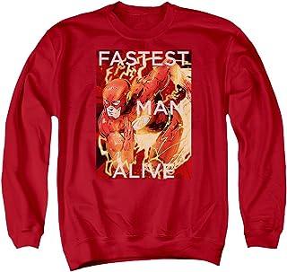Justice League - Männer Fastest Man Alive Sweater