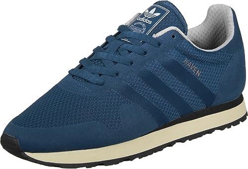 adidas Haven, Chaussures de Fitness Homme, Multicolore Bleu