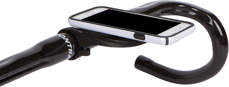 KOM Cycling Garmin Edge Universal Phone Adapter Attach Your Smartphone to Any Garmin Bike Mount Garmin Quarter Turn Phone Mount Adhesive Adapter /… 4351483867