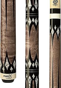 Purex hxt65 extraordinaria arce manchado de color gris con negro y ...