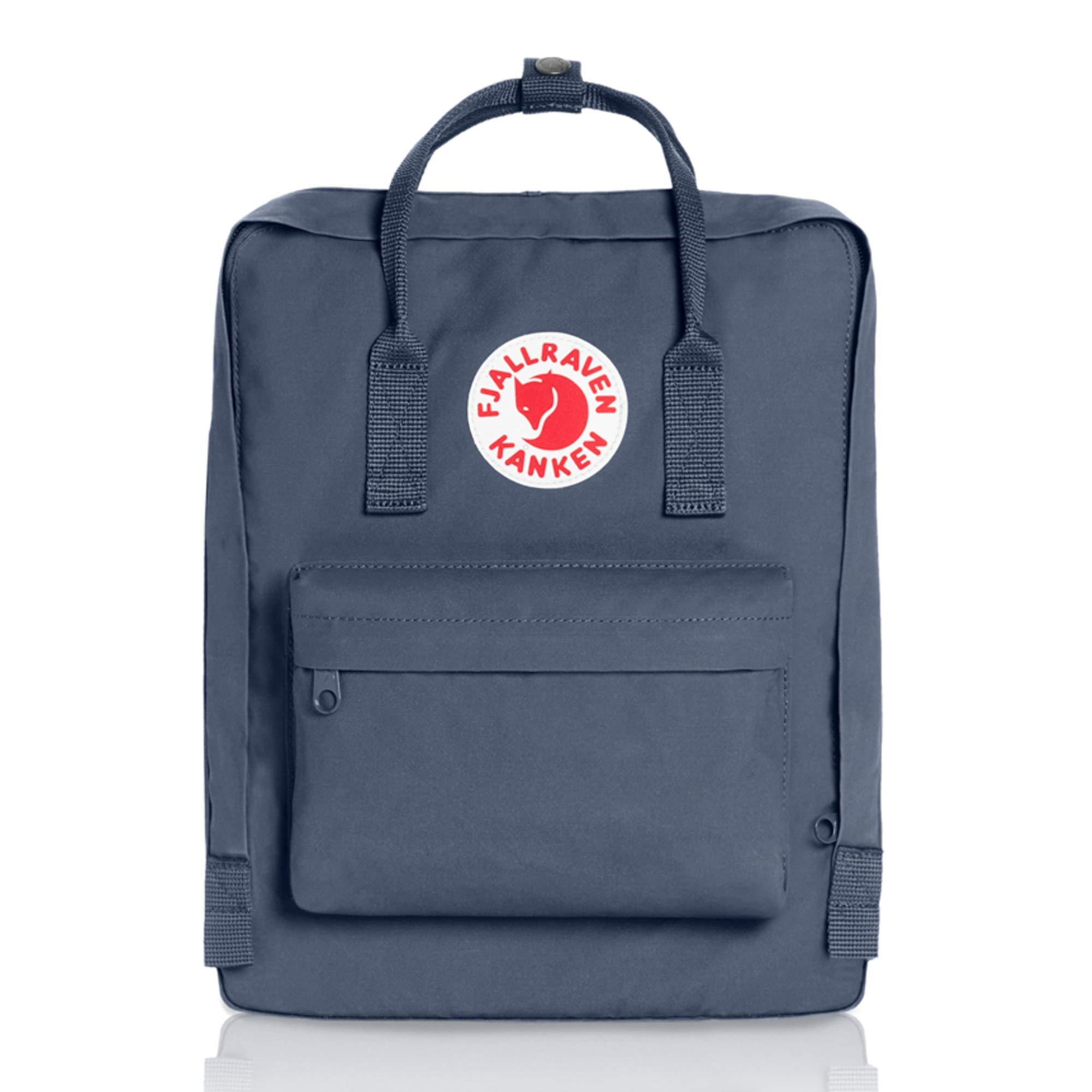 Fjallraven - Kanken Classic Backpack for Everyday, Graphite by Fjallraven