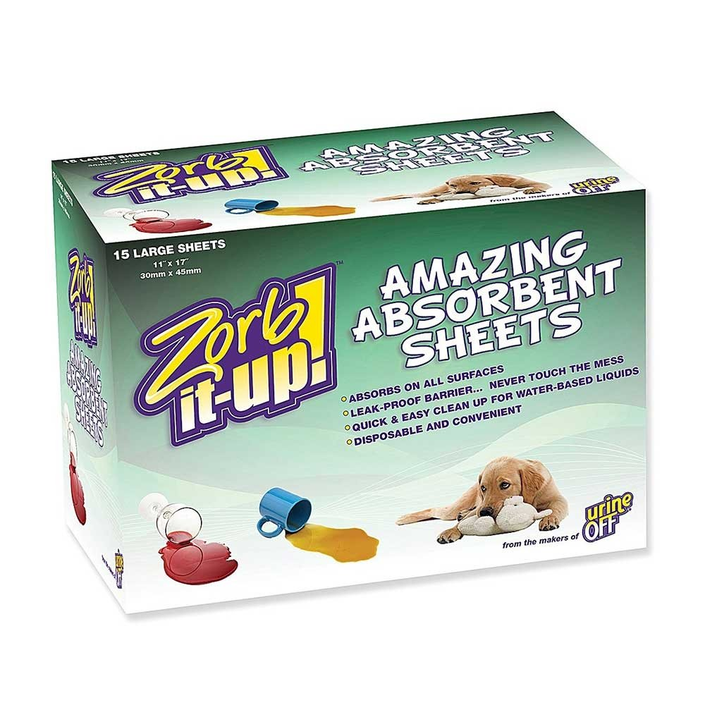 Zorb-It-Up! Disposable Sheets