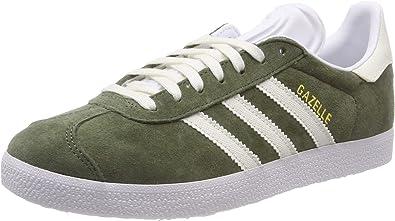 adidas gazelle vert et noir