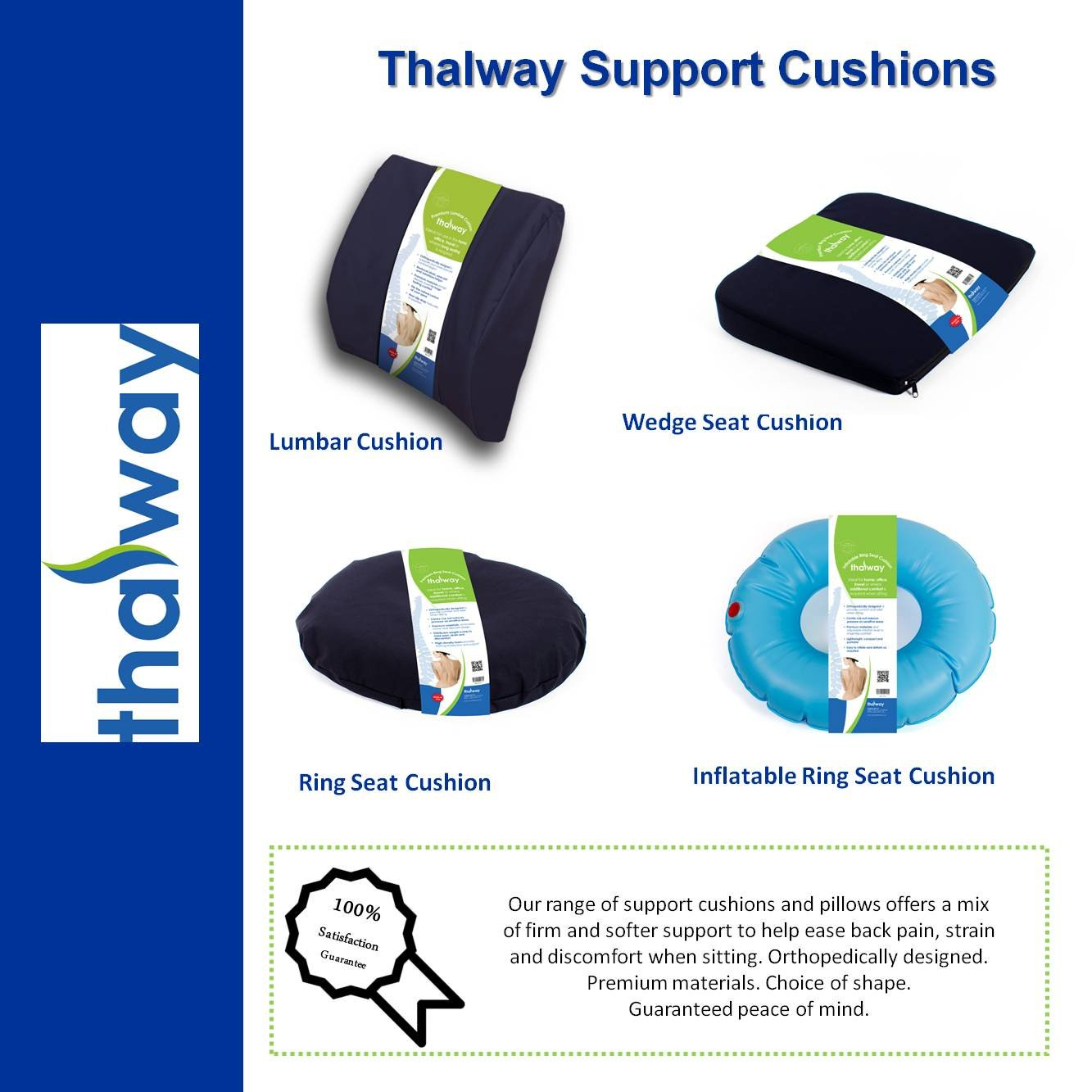 Amazon.com: Thalway Donut Cushion 15\