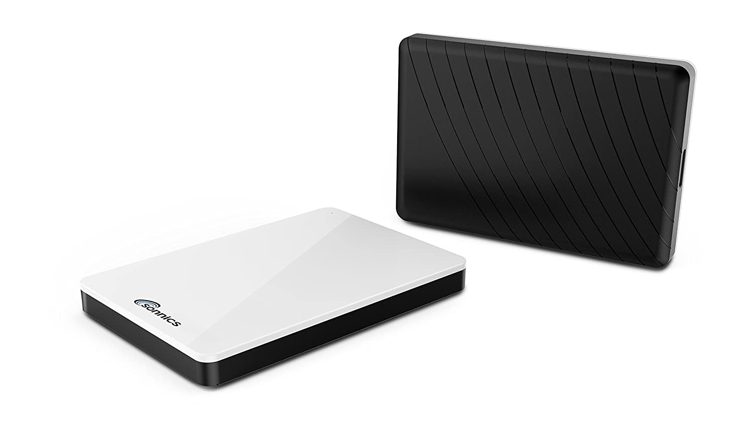 SSD Smart TV and XBOX 360 Sonnics 256GB White Portable External Solid State Drive USB 3.0 super fast transfer speed for use with Windows PC Apple Mac