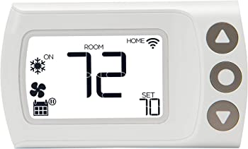 LUX Smart Programmable Wi-Fi Thermostat