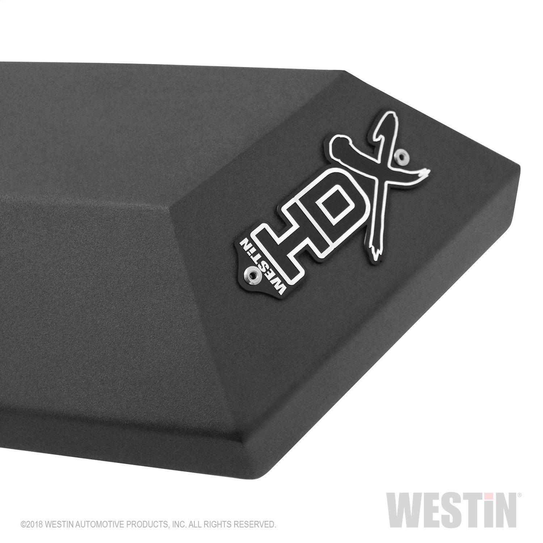 Westin 56-24125 Textured Black Nerf Bar