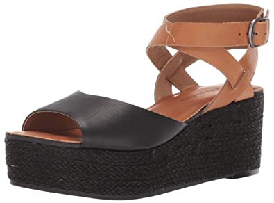 d4f68adc3c1 Lucky Brand Women's Ginny Espadrille Wedge Sandal