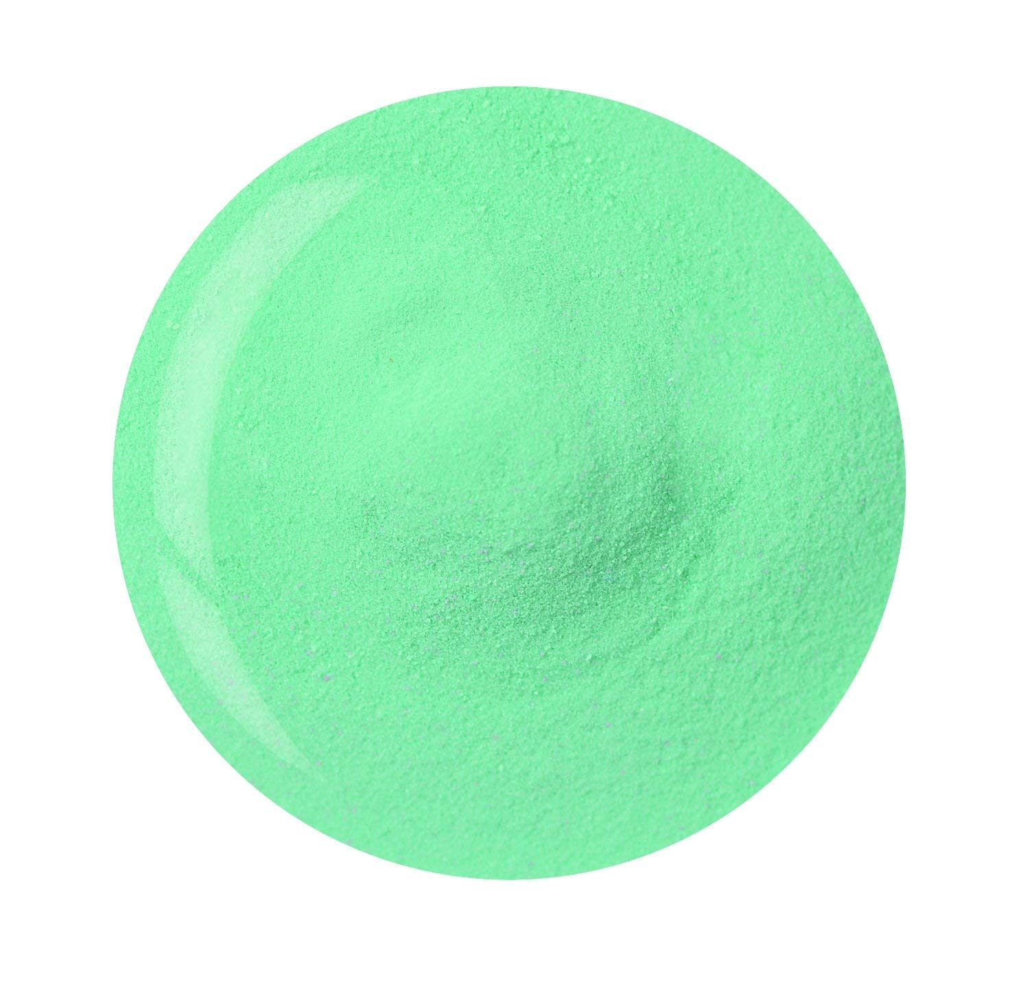 Cuccio Coloured Acrylic Powder - 1.6oz (45g) Sour Apple Green