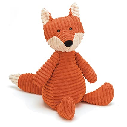 Amazon.com: Jellycat Cordy Roy Fox: Toys & Games