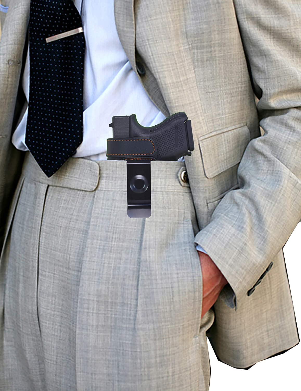 Garrison Grip Premium Brazilian Leather IWB Holster Fits 1911 A1 /& Clones