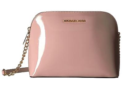 3d137bf6c373 MICHAEL Michael Kors Cindy Large Dome Crossbody, Ballet: Handbags ...