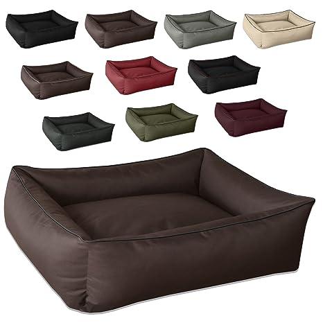 BedDog colchón para perro MAX XL, 10 colores, cama para perro, sofá para perro, cesta para perro, marrón XL: Amazon.es: Coche y moto