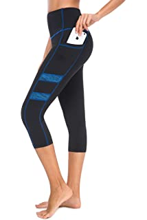 615cd906f0 Amazon.com: Sugar Pocket Women's Workout Leggings Running Tights ...