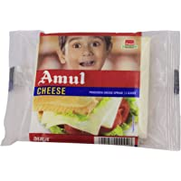 Amul Cheese - 5 Slices, 100g Pack