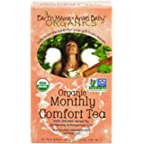 Organic Monthly Comfort Tea for Postpartum & Monthly Cycle 16 Tea Bags/Box (Pack of 3)