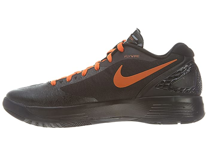 Amazon.com | Nike Zoom Hyperdunk 2011 Low Black Orange Linsanity Jeremy Lin  Knicks 487638-081 [US size 12] | Shoes