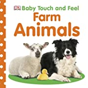 Baby Touch and Feel: Farm Animals (Baby Touch & Feel)