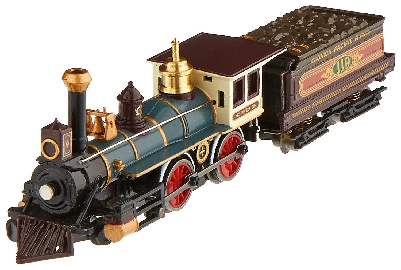 Bachmann 4-4-0 American Locomotive And Tender - Union Pacific #119 - N Scale [並行輸入品]   B018TMGMRK
